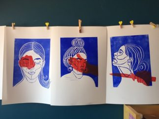 Mariette Momberg Rock Paper Scissors