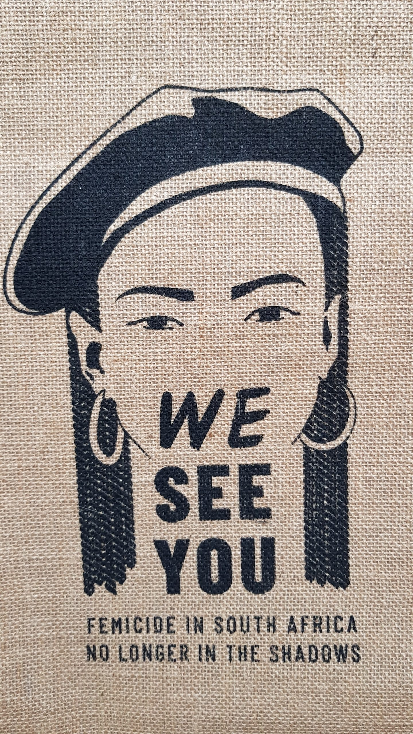 We See You bags